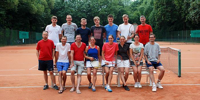 2./3. August: Clubmeisterschaften 2014