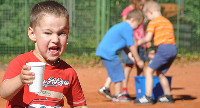 6.9.2014: Kindersportfest