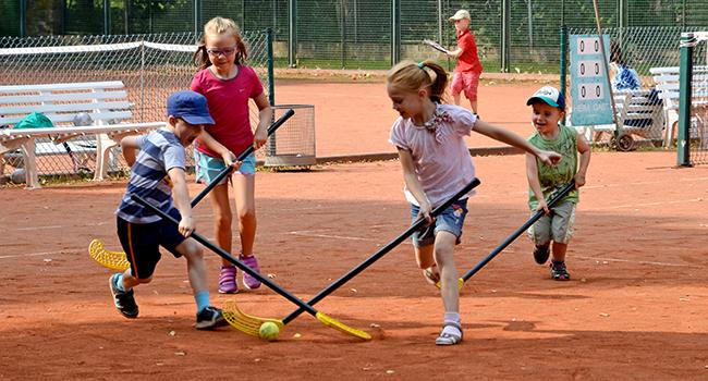 Schönes Kindersportfest 2014