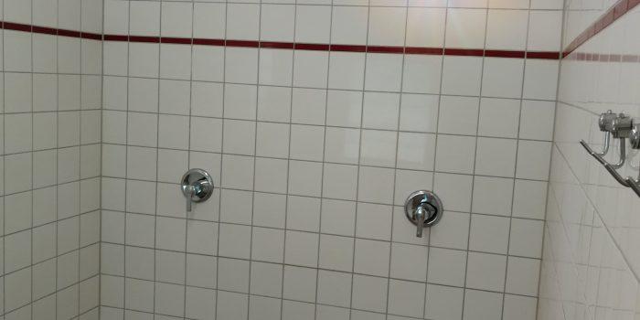 Grundreinigung Duschen